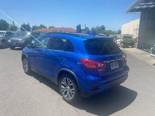2018 Mitsubishi ASX XC MY19 Exceed 2WD Blue 1 Speed Constant Variable Wagon