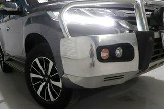 2016 Mitsubishi Pajero Sport QE GLX (4x4) Grey 8 Speed Automatic Wagon.