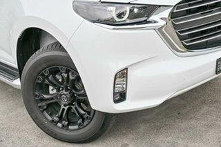 2020 Mazda BT-50 TFS40J Ice White Utility.