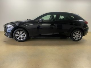 2013 Mazda 3 BM Neo Black 6 Speed Automatic Hatchback