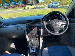2005 Mazda 3 BK10F1 Maxx Silver Sedan
