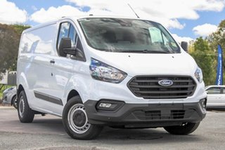 2019 Ford Transit Custom VN 2019.75MY 340L (Low Roof) Frozen White 6 Speed Automatic Van.