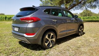 2015 Hyundai Tucson TLE Highlander D-CT AWD Grey 7 Speed Sports Automatic Dual Clutch Wagon