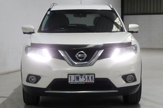 2016 Nissan X-Trail T32 ST-L (FWD) Ivory Pearl Continuous Variable Wagon