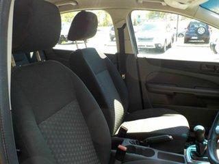 2007 Ford Focus LS CL Black 5 Speed Manual Hatchback