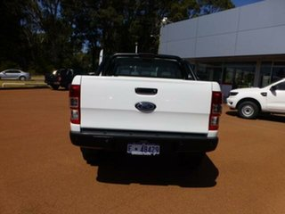 2015 Ford Ranger FORD RANGER 2014.75 DOUBLE PU XLS NON SVP 3.2D 6A 4X4 (IWBS9 Cool White.