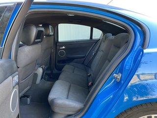 2012 Holden Commodore VE II MY12 SS Blue 6 Speed Manual Sedan