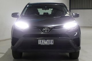 2017 Toyota RAV4 ZSA42R MY17 GX (2WD) Grey Continuous Variable Wagon