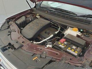 2014 Holden Captiva CG MY14 7 LS Maroon 6 Speed Sports Automatic Wagon