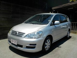 2008 Toyota Avensis Verso ACM21R GLX Silver 4 Speed Automatic Wagon