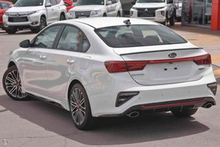 2020 Kia Cerato BD MY21 GT DCT White 7 Speed Sports Automatic Dual Clutch Sedan