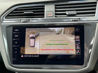 2020 Volkswagen Tiguan Platinum Grey Direct Shift