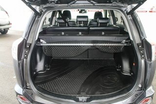 2016 Toyota RAV4 ASA44R MY17 Cruiser (4x4) Graphite 6 Speed Automatic Wagon