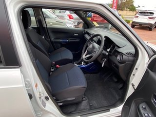 2020 Suzuki Ignis MF Series II GL Pure White 1 Speed Constant Variable Hatchback