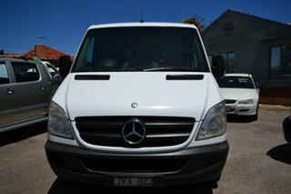 2012 Mercedes-Benz Sprinter 906 MY11 316CDI MWB White 5 Speed Automatic Van.