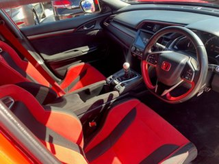 2017 Honda Civic 10th Gen MY18 Type R Red 6 Speed Manual Hatchback