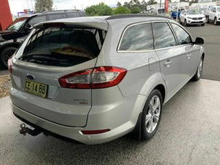 2014 Ford Mondeo MC Zetec TDCi Silver 6 Speed Direct Shift Wagon