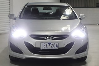 2014 Hyundai i40 VF 2 Active Sleek Silver 6 Speed Automatic Sedan