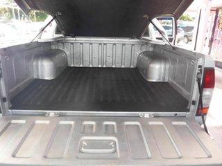2009 Nissan Navara D22 ST-R Silver 5 Speed Manual Dual Cab