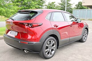 2020 Mazda CX-30 DM4WLA X20 SKYACTIV-Drive i-ACTIV AWD Astina Soul Red Crystal 6 Speed