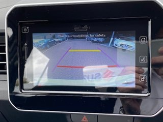 2020 Suzuki Ignis MF Series II GL Pure White 1 Speed Constant Variable Hatchback.