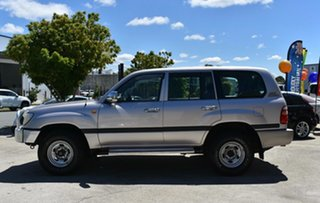 2000 Toyota Landcruiser HZJ105R GXL (4x4) Silver 5 Speed Manual 4x4 Wagon