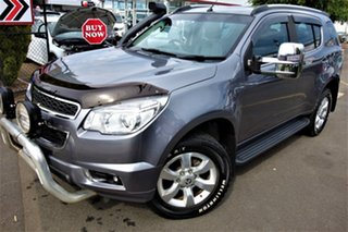 2014 Holden Colorado 7 RG MY15 LTZ Grey 6 Speed Sports Automatic Wagon.