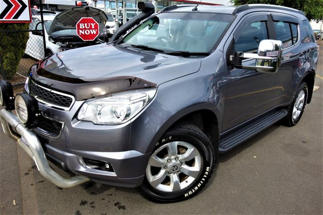Used Holden Colorado 7 RG MY15 LTZ Seaford, 2014 Holden Colorado 7 RG MY15 LTZ Grey 6 Speed Sports Automatic Wagon