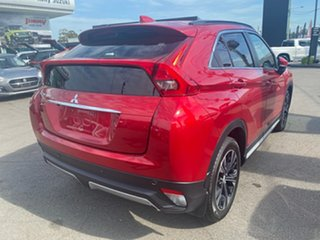2018 Mitsubishi Eclipse Cross Red Automatic Wagon