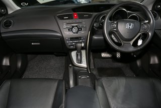 2012 Honda Civic 9th Gen VTi-L Polished Metal 5 Speed Sports Automatic Hatchback