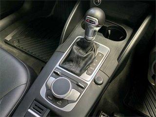 2016 Audi A3 8V Ibis White Sports Automatic Dual Clutch Sedan