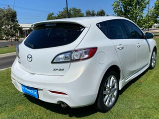 2013 Mazda 3 BL10L2 MY13 SP25 Activematic Crystal White Pearl 5 Speed Sports Automatic Hatchback