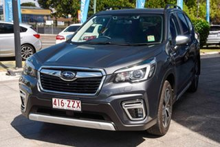 2020 Subaru Forester S5 MY20 Hybrid S CVT AWD Magnetite Grey 7 Speed Constant Variable Wagon Hybrid.