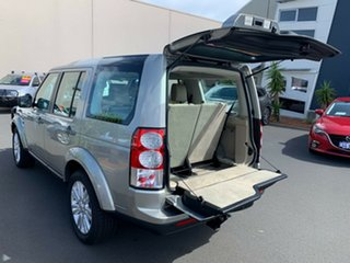 2009 Land Rover Discovery 4 Series 4 10MY TdV6 CommandShift HSE Gold 6 Speed Sports Automatic Wagon