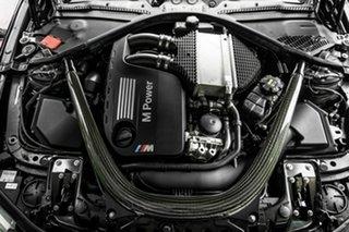 2015 BMW M3 F80 M-DCT Black 7 Speed Sports Automatic Dual Clutch Sedan