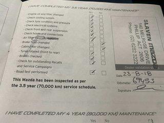2013 Mazda 3 BL Series 2 MY13 Neo Grey 6 Speed Manual Sedan