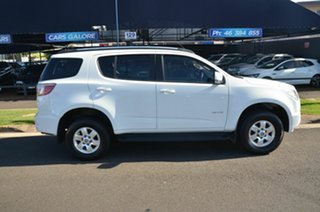 2013 Holden Colorado 7 RG LT (4x4) White 6 Speed Automatic Wagon.