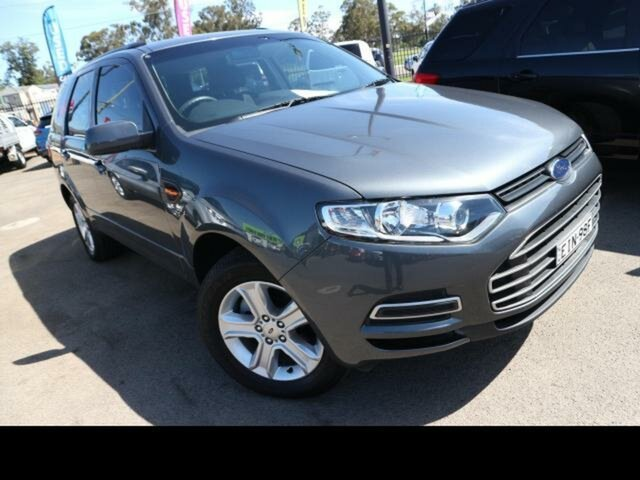 Used Ford Territory Kingswood, Ford (AU) 2011.00 MY SUV TX . 2.7L DIESEL 6SPD AUT