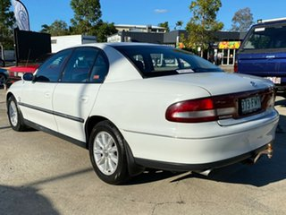 2000 Holden Commodore VT II Executive White 4 Speed Automatic Sedan