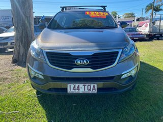 2014 Kia Sportage SL MY14 Si 2WD 6 Speed Manual Wagon