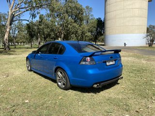 2012 Holden Commodore VE II MY12 SS Blue 6 Speed Manual Sedan
