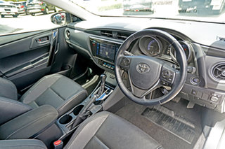 2017 Toyota Corolla ZRE182R ZR S-CVT White 7 Speed Constant Variable Hatchback