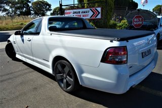 2012 Holden Ute VE II MY12 SV6 White 6 Speed Sports Automatic Utility