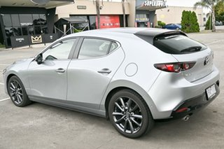 2019 Mazda 3 BP2HLA G25 SKYACTIV-Drive Evolve Sonic Silver 6 Speed Sports Automatic Hatchback