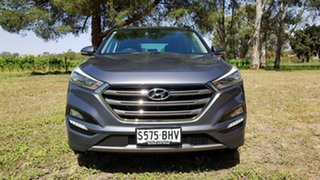 2015 Hyundai Tucson TLE Highlander D-CT AWD Grey 7 Speed Sports Automatic Dual Clutch Wagon.