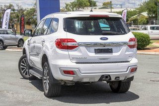 2018 Ford Everest UA II 2019.00MY Titanium White 10 Speed Sports Automatic SUV