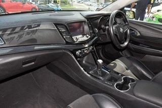 2015 Holden Ute VF II MY16 SV6 Ute Prussian Steel 6 Speed Manual Utility