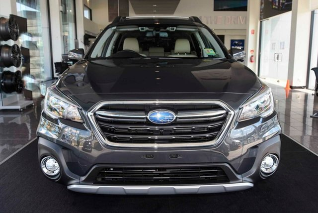 Demo Subaru Outback B6A MY20 3.6R CVT AWD Mount Gravatt, 2020 Subaru Outback B6A MY20 3.6R CVT AWD Magnetite Grey 6 Speed Constant Variable Wagon