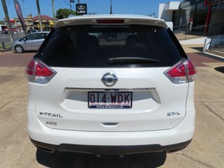 2015 Nissan X-Trail ST-L White Automatic Wagon
