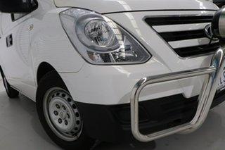 2017 Hyundai iLOAD TQ Series II (TQ3) MY1 3S Liftback White 5 Speed Automatic Van.
